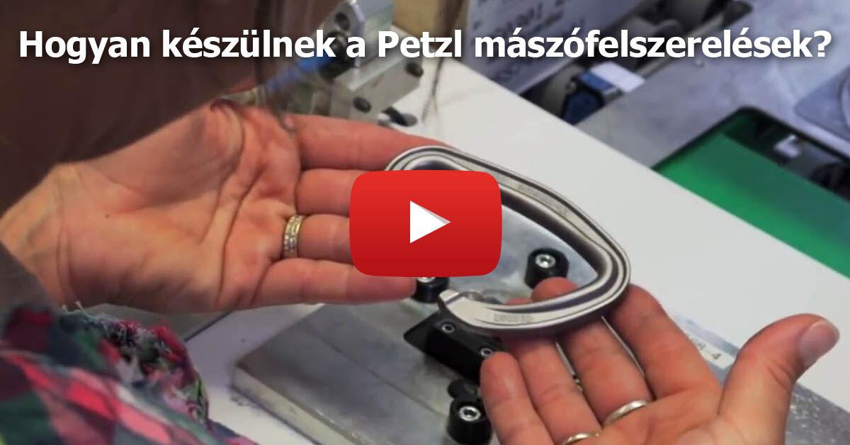 Hogyan tervezik és tesztelik Petzl mászófelszereléseit