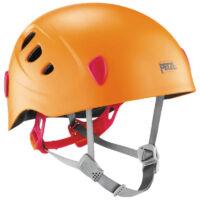 Petzl Picchu mászó és biciklis sisakok gyerekeknek narancssárga színben