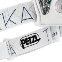 A Petzl Tikka ledes fejlámpa fejpántja könnyen állítható, valamint leszedve a lámpatestet, mosógépben mosható - Mászás.hu