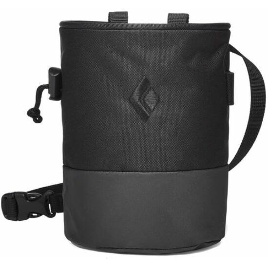 Black Diamond Mojo Zip ziazsák S/M méretben és fekete színben