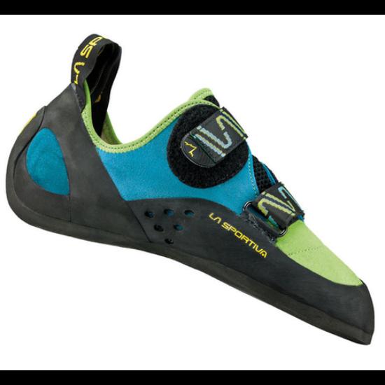 La Sportiva Katana  kék-zöld mászócipő méret: 41,5