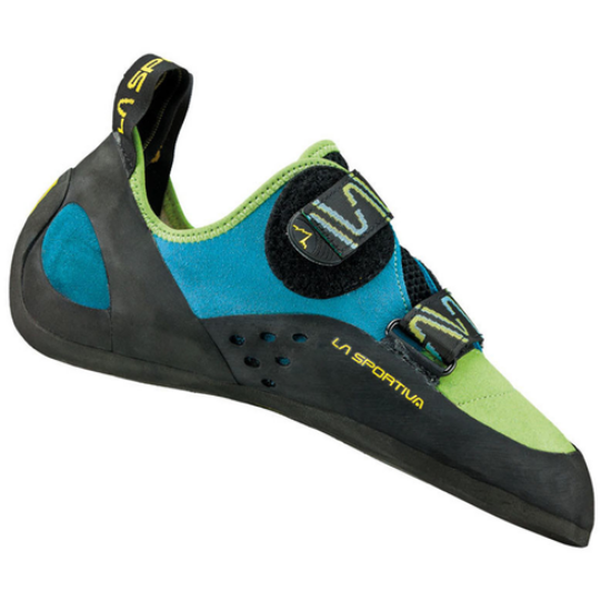 La Sportiva Katana  kék-zöld mászócipő méret: 42