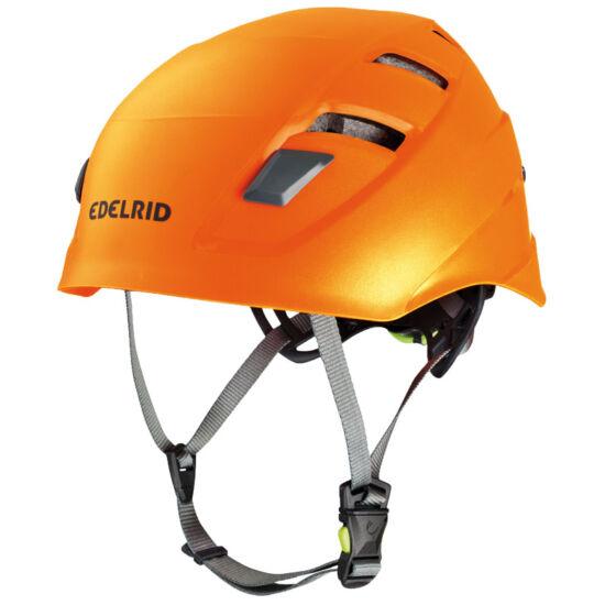 Edelrid Zodiac narancssárga mászósisak a Mászás.hu-tól