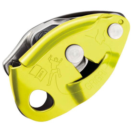 Petzl Grigri 2 félautomata biztosítóeszköz sárga