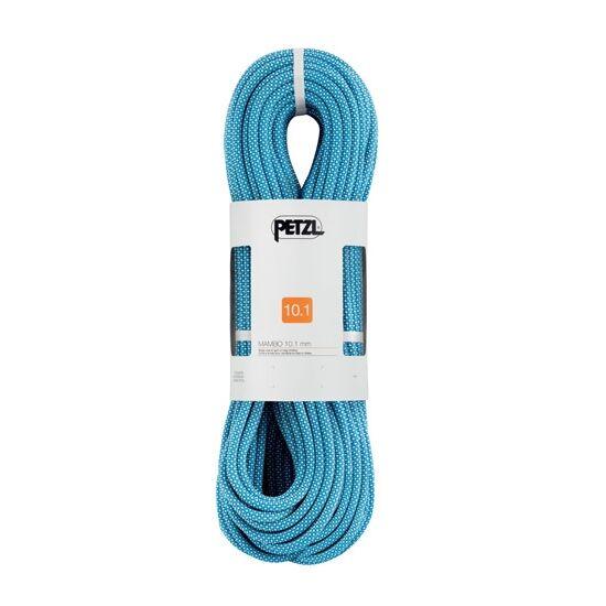 Petzl Mambo 10,1 mm-es fal- és sziklamászó kötél (50 m, kék színű)