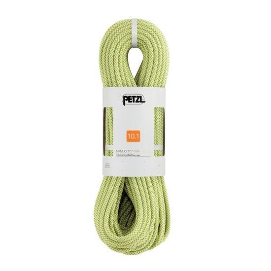 Petzl Mambo 10,1 mm-es fal- és sziklamászó kötél (60 m, zöld színű)