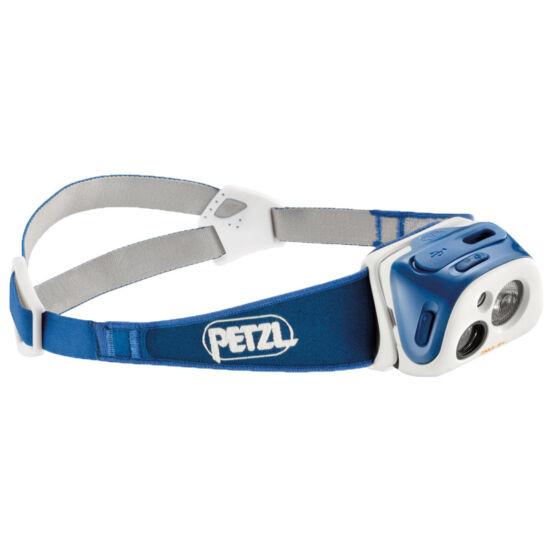 Petzl Tikka R+ fejlámpa kék színben (ledes)