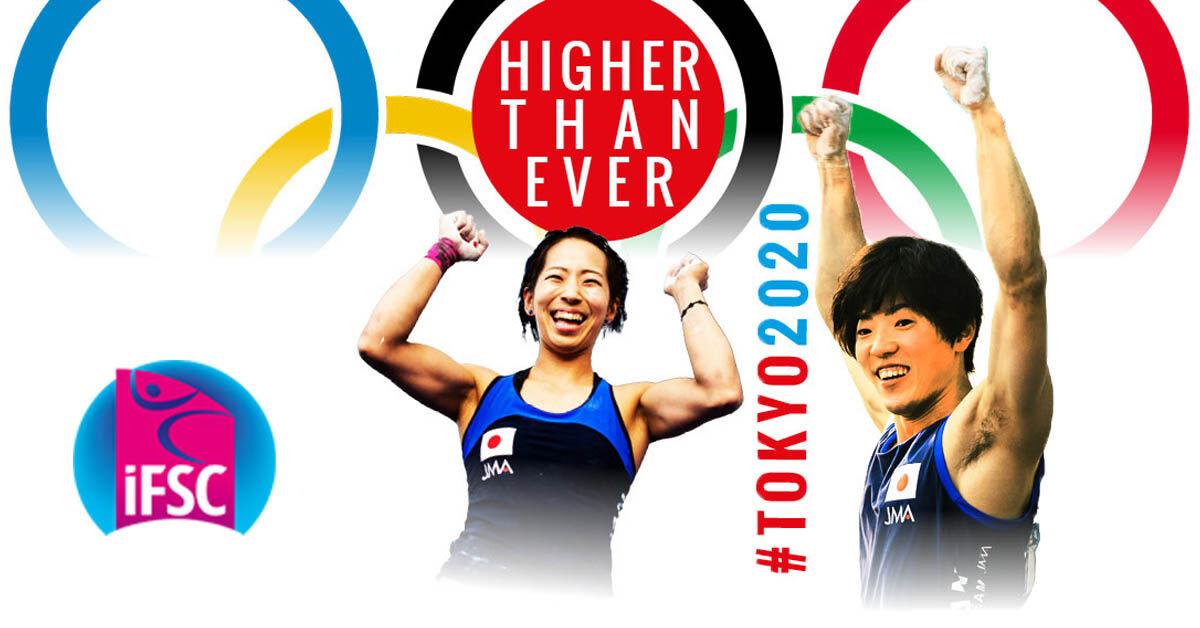 Sportmászás a Tokiói Olimpián 2020-ban!