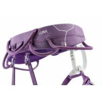 Petzl Luna 2019- női mászóbeülő XS méretben és lila színben