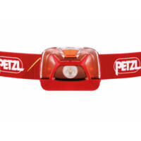 Petzl Tikkina 2019- ledes fejlámpa piros színben