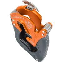 CT Click Up Plus félautomata biztosítóeszköz narancssárga + AJÁNDÉK karabiner