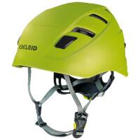 Edelrid Zodiac mászósisak zöld színben | Mászás.hu