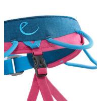 Edelrid Jayne III 2020- női mászóbeülő ciklámen-kék színben és L méretben
