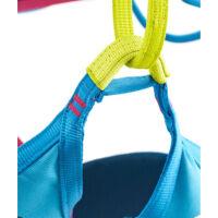 Edelrid Jayne III 2020- női mászóbeülő ciklámen-kék színben és S méretben