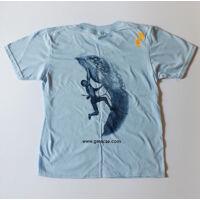 Gerecse tagsági gyerek póló kék színben és XS-es méretben (tagoknak 2500 Ft!)