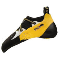 La Sportiva Solution citromsárga-fehér mászócipő 42,5-as méret