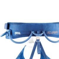 Petzl Adjama mászóbeülő (L-es, kék)