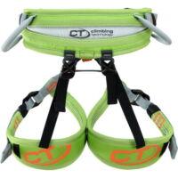 Climbing Technology Ascent gyerekbeülő zöld-szürke