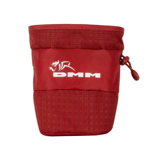 """DMM Tube ziazsák """"S"""" méretben és piros színben"""