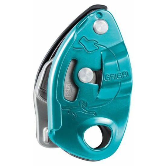 Petzl Grigri félautomata biztosítóeszköz kék
