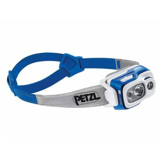 Petzl Swift ledes fejlámpa kék színben