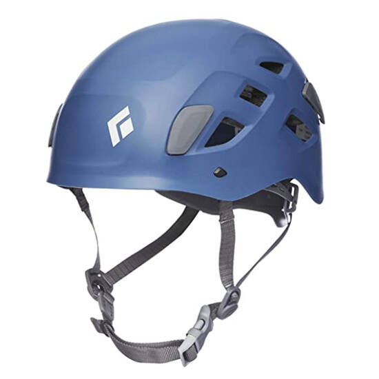 Black Diamond Half Dome mászósisak kék színben és kicsi S/M méretben | Mászás.hu