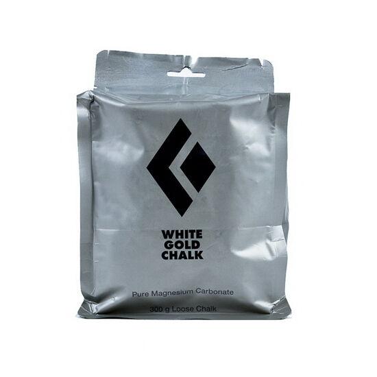 Black Diamond White Gold Chalk Loose magnézia por (zacskós, 300 g)
