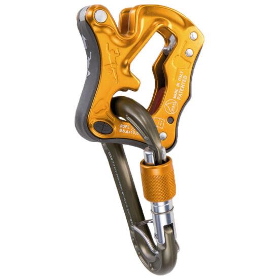 CT Click Up fékezés asszisztációs biztosító eszköz narancssárga + AJÁNDÉK karabiner
