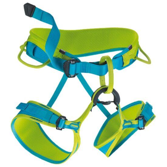 Edelrid Jayne S-es női mászóbeülő tengerkék-zöld színben a Mászás.hu-tól