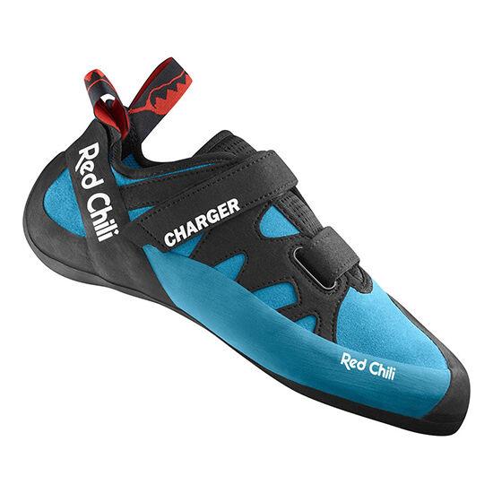 Red Chili Charger kék tépőzáras mászócipő a Mászás.hu-tól